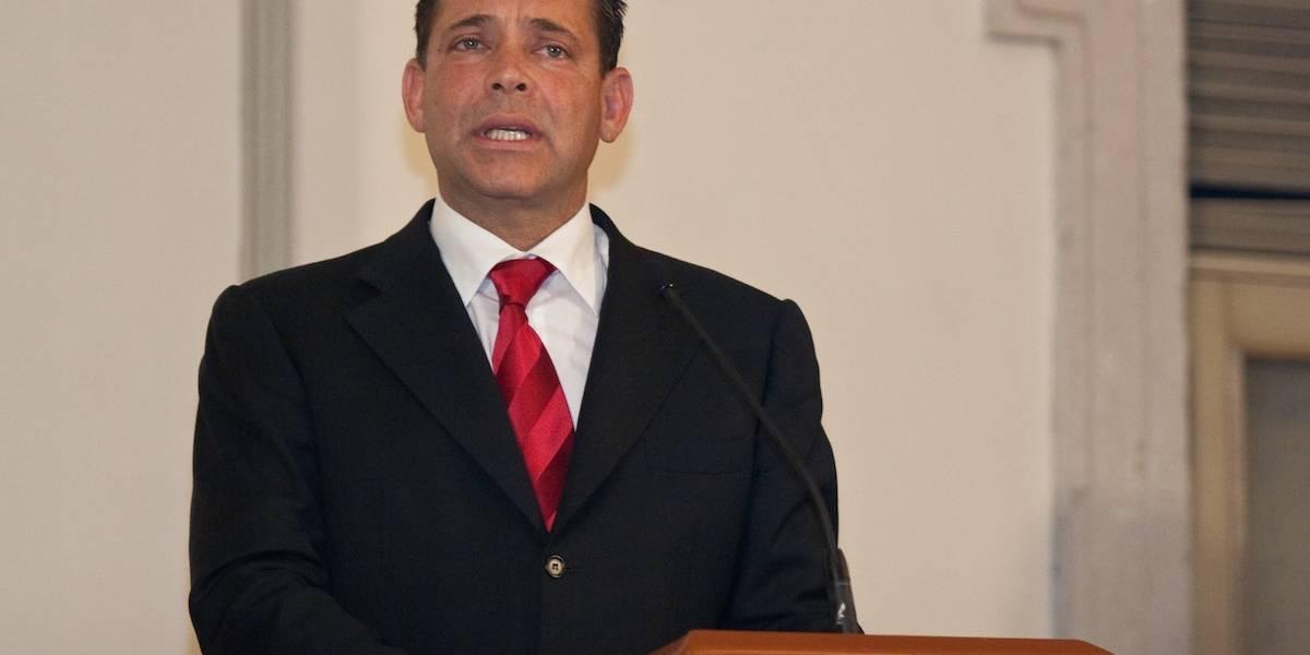 Interpol buscaba a ex gobernador de Tamaulipas por lavado de dinero