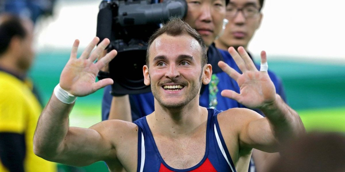 Tomás González no decepcionó en la final y quedó cerca del podio en el Mundial de Gimnasia