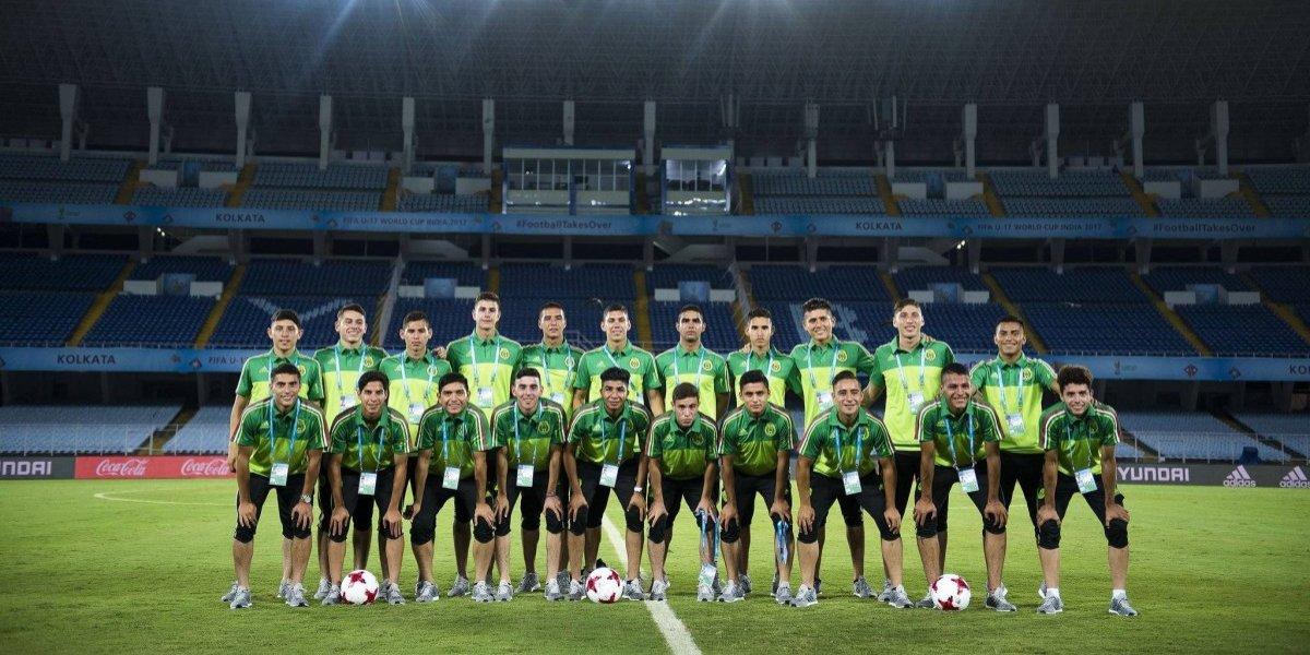 Hoy inicia Mundial sub 17; México debuta el domingo 8