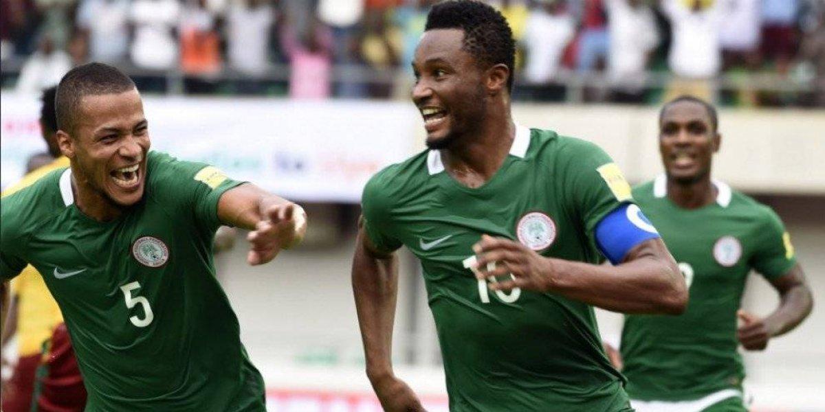 Nigeria vuelve a volar y son el primer clasificado de Africa a Rusia 2018