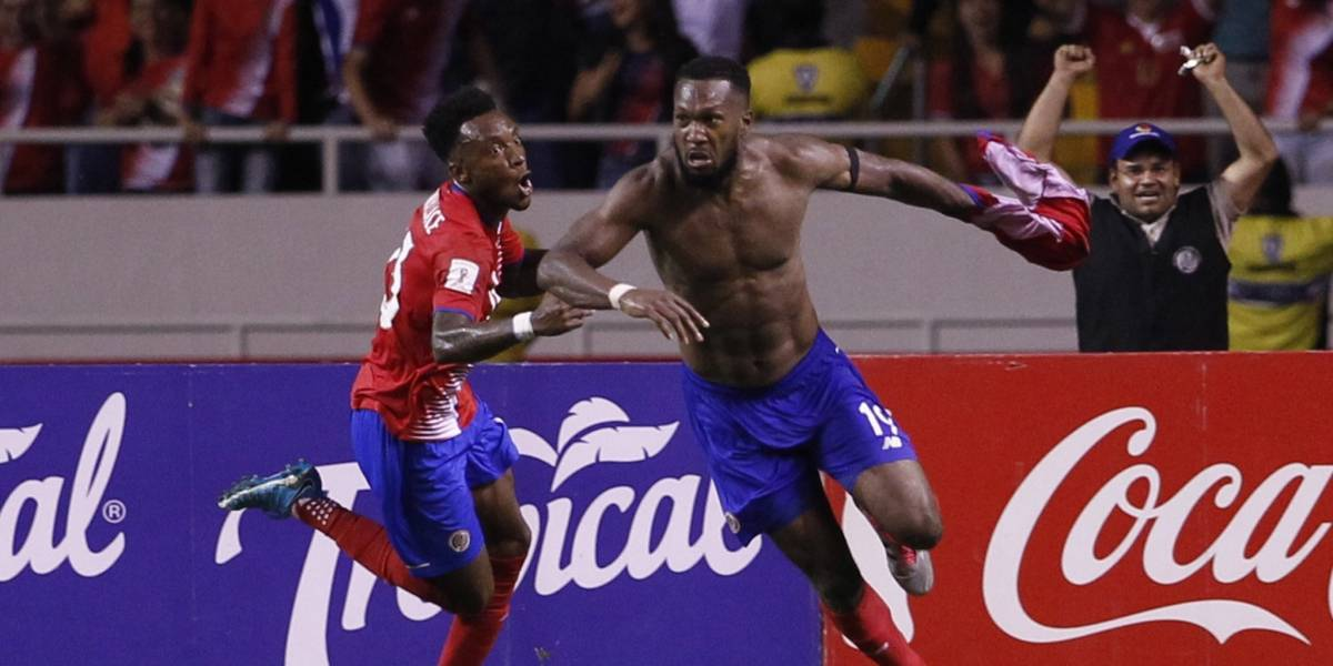 VIDEO: Costa Rica realiza emotivo festejo tras conseguir su pase al Mundial