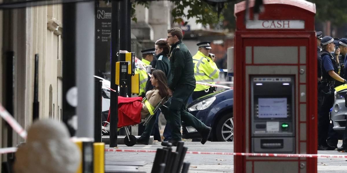 Londres descarta terrorismo en atropellamiento de 11 personas
