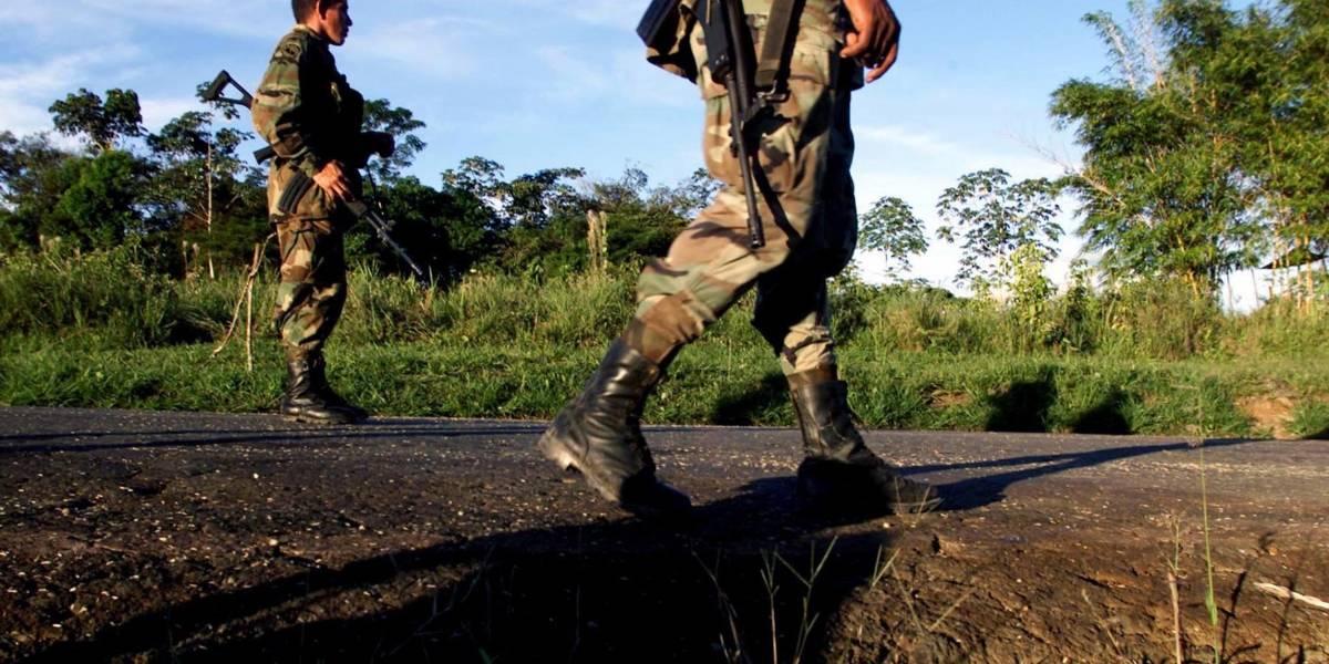Al menos seis personas muertas deja alud en mina en el oeste de Colombia