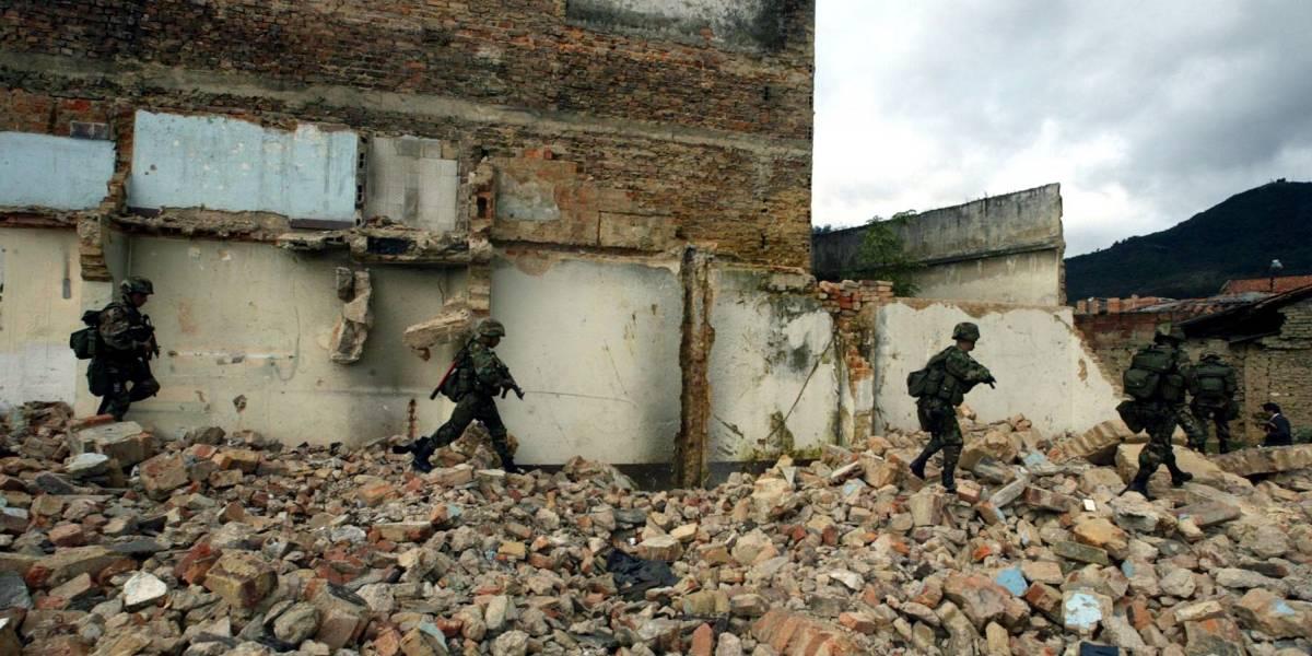 Muere en operativo líder de banda criminal en el Pacífico colombiano