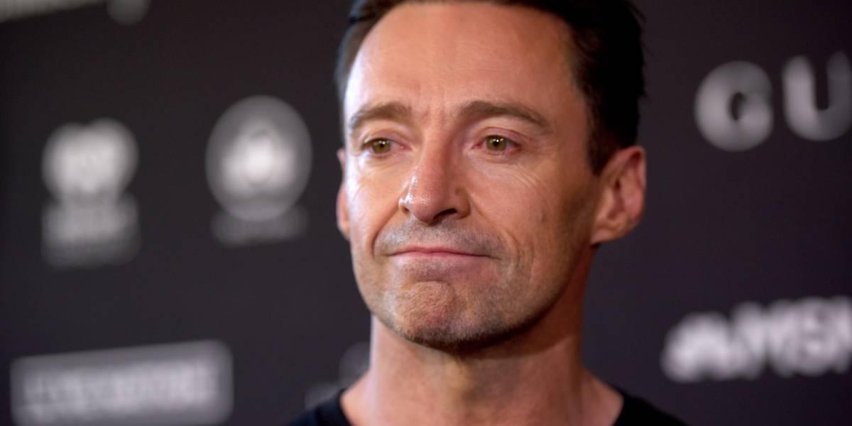 """""""Hello Mr. Wolverine"""": Periodista saluda a Hugh Jackman"""