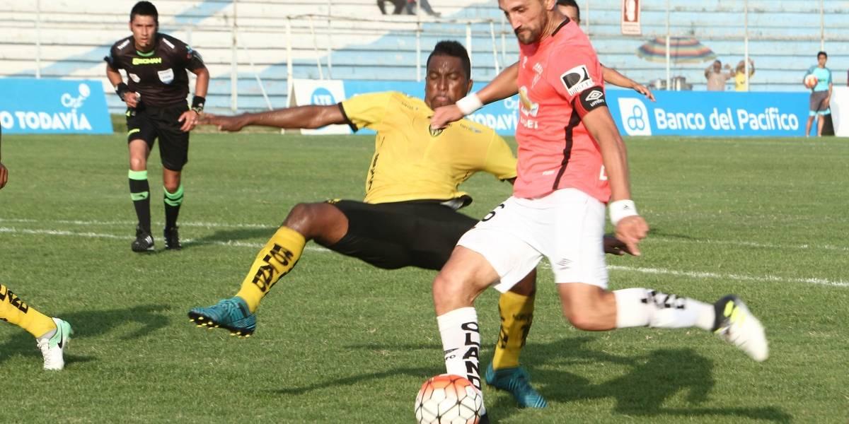 Liga de Quito empató con Fuerza Amarilla