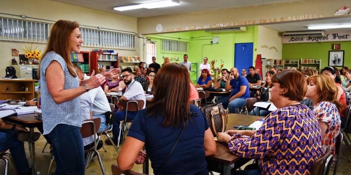 Keleher asegura que tiene control sobre el 80% de las escuelas
