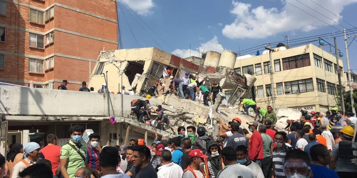 La reconstrucción de vivienda también cimbrará a México