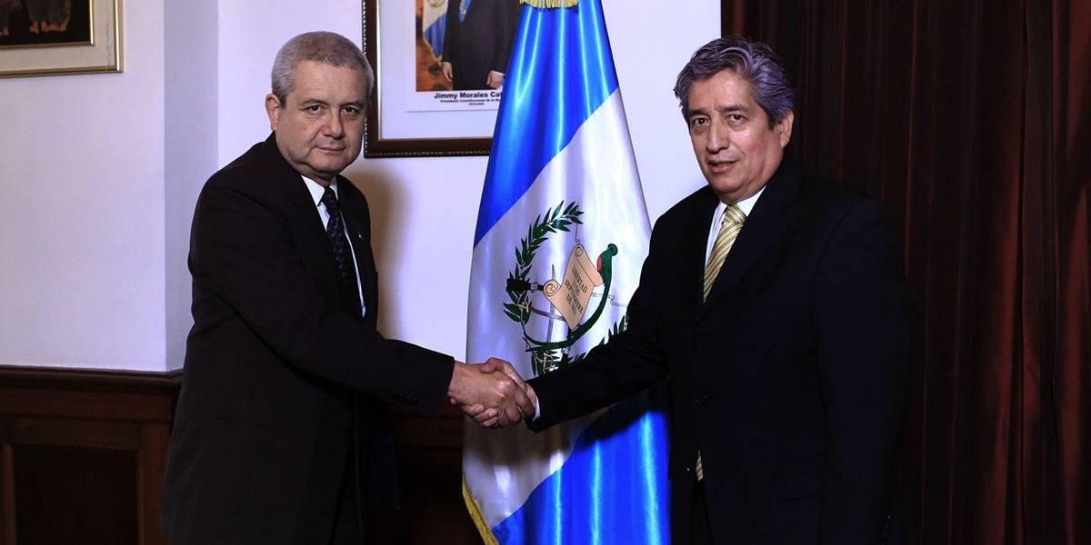 De candidato a alcalde de Mixco a viceministro de Comunicaciones