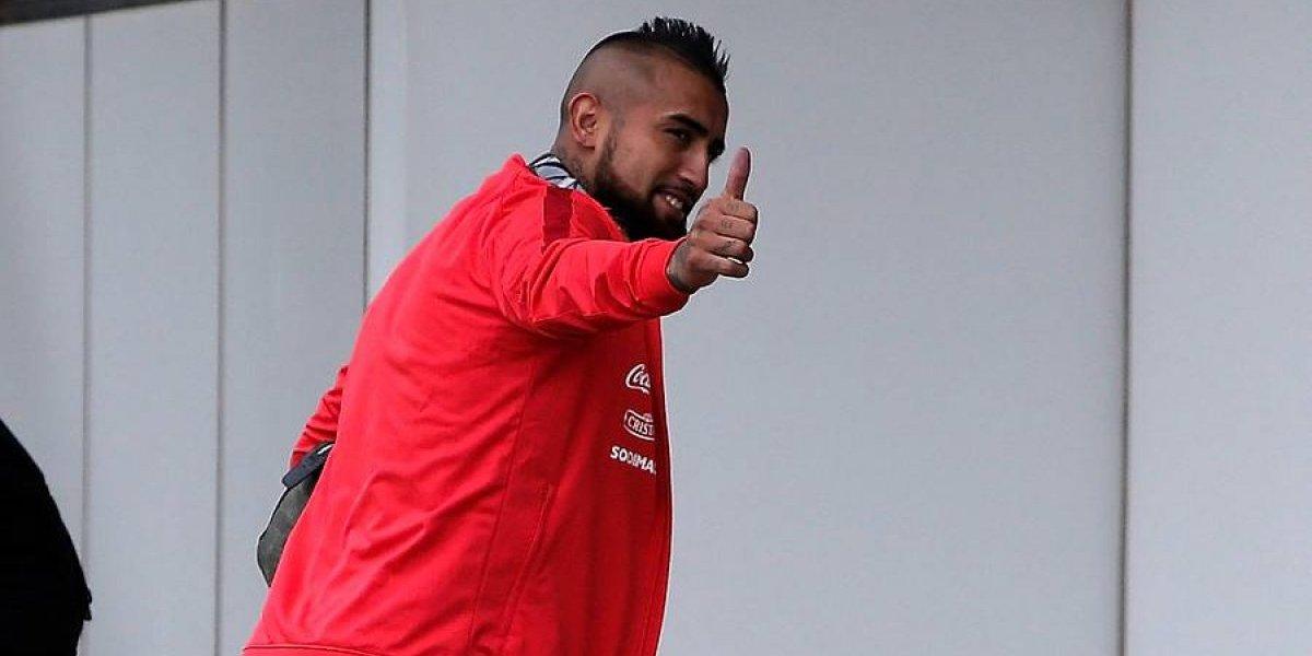 Será hincha a la distancia: Bayern Munich no le dio permiso a Arturo Vidal para ir a Brasil