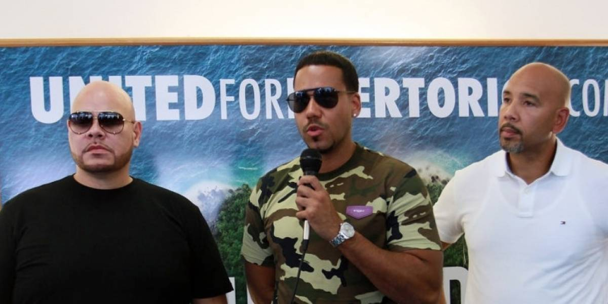 Romeo Santos y Fat Joe llegan con más ayuda para Puerto Rico