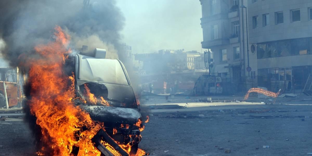 Explosiones en Ghana provocan varias muertes