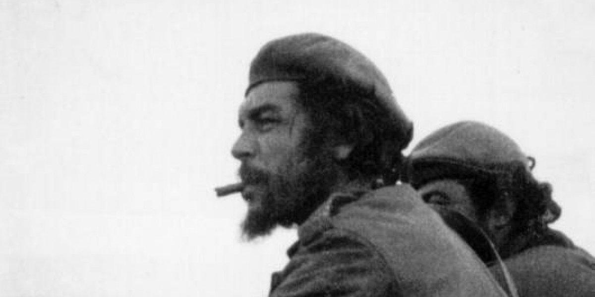 """El """"Che"""" Guevara, el guerrillero que quedó inmortalizado en la historia"""