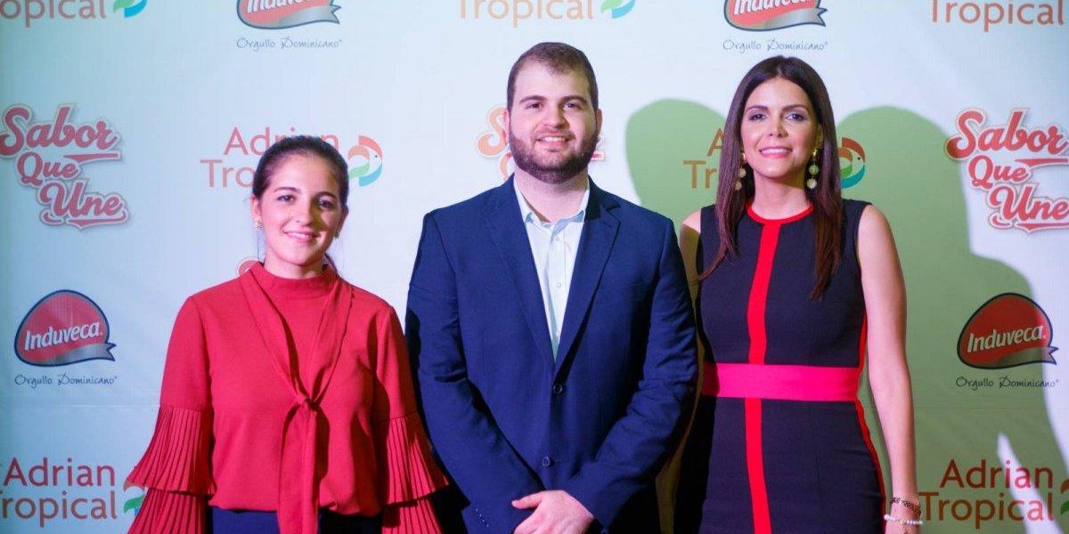#TeVimosEn: El sabor une a Induveca y Adrian Tropical