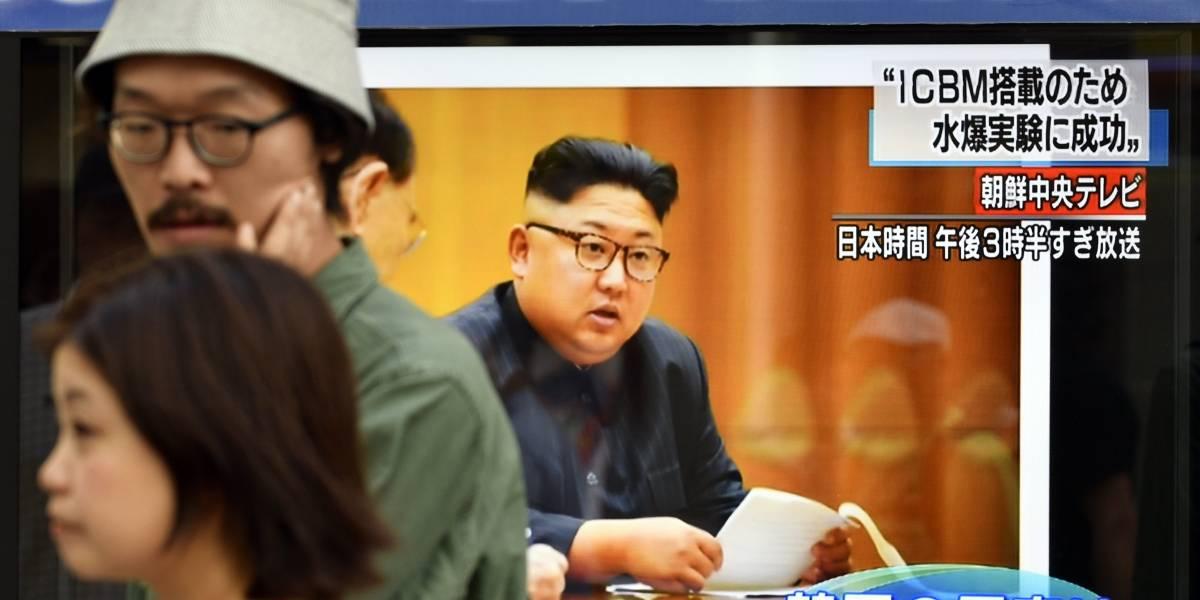 Corea del Sur y EU intensifican su vigilancia sobre Norcorea por advertencias de misil