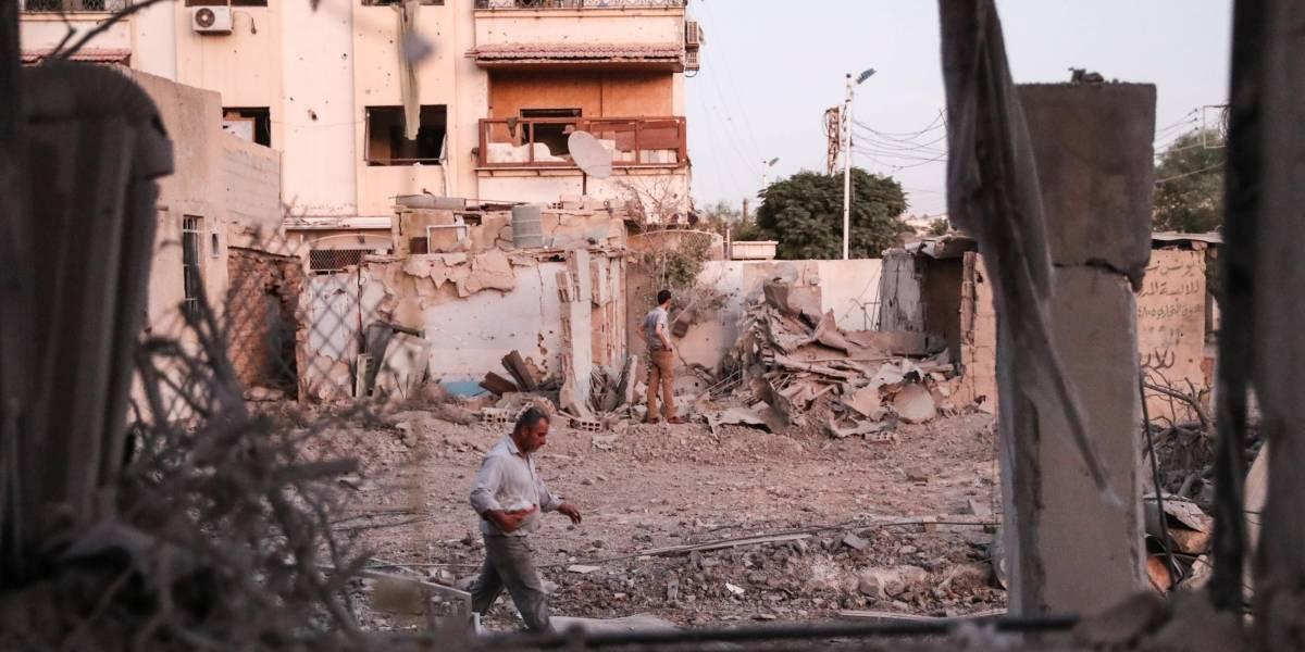 Mueren 5 supuestos miembros de Al Qaeda en ataque con dron de EU