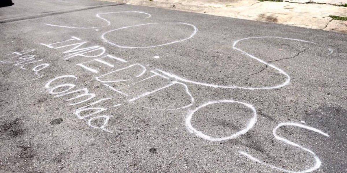 Múltiples reclamos en comunidad de Arecibo