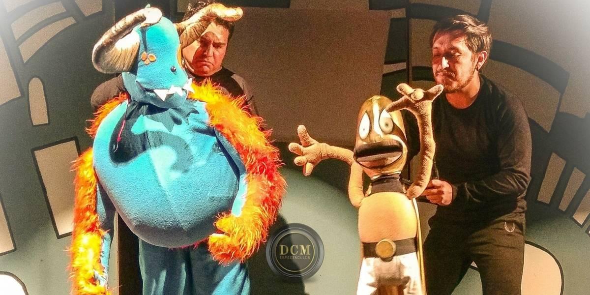 Marionetas pelean contra prejuicios en nueva obra infantil