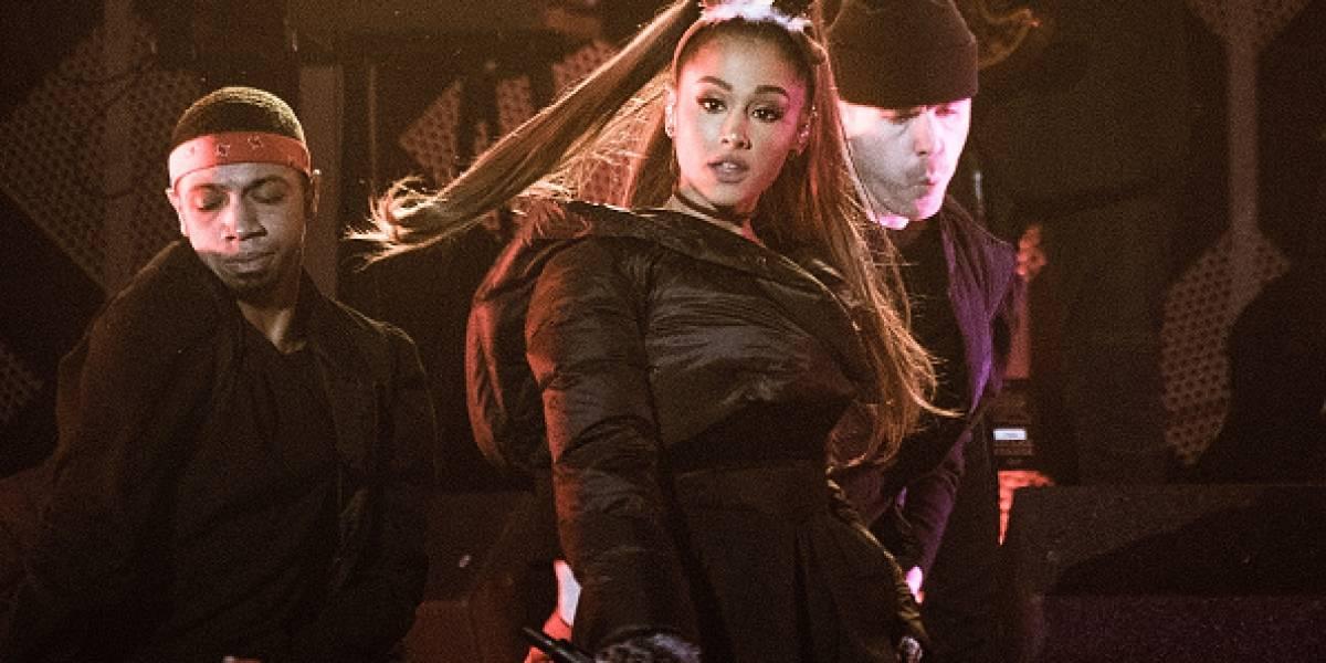 Ariana Grande revoluciona las redes sociales con sorprendente cambio de look