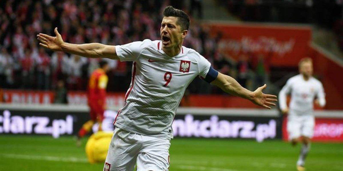 Polonia se clasifica al Mundial de Rusia 2018