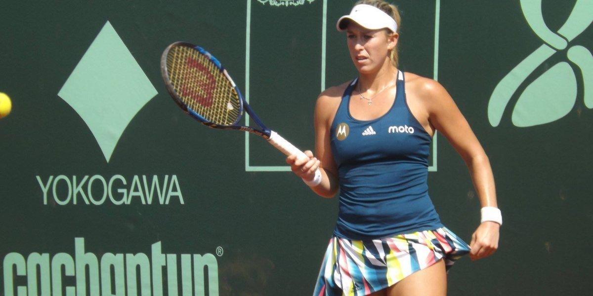 Histórico: Alexa Guarachi ingresa al cuadro principal del WTA de Hong Kong