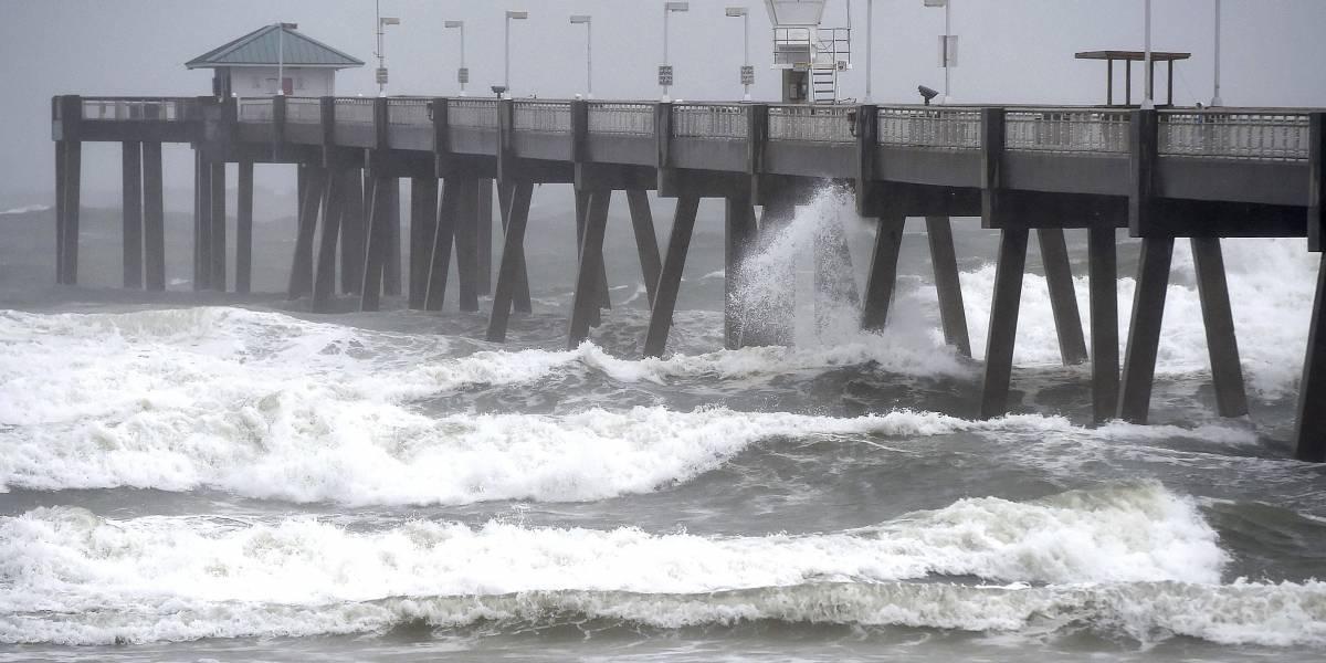 Huracán Nate pasa por EU sin causar daños en Nueva Orleans