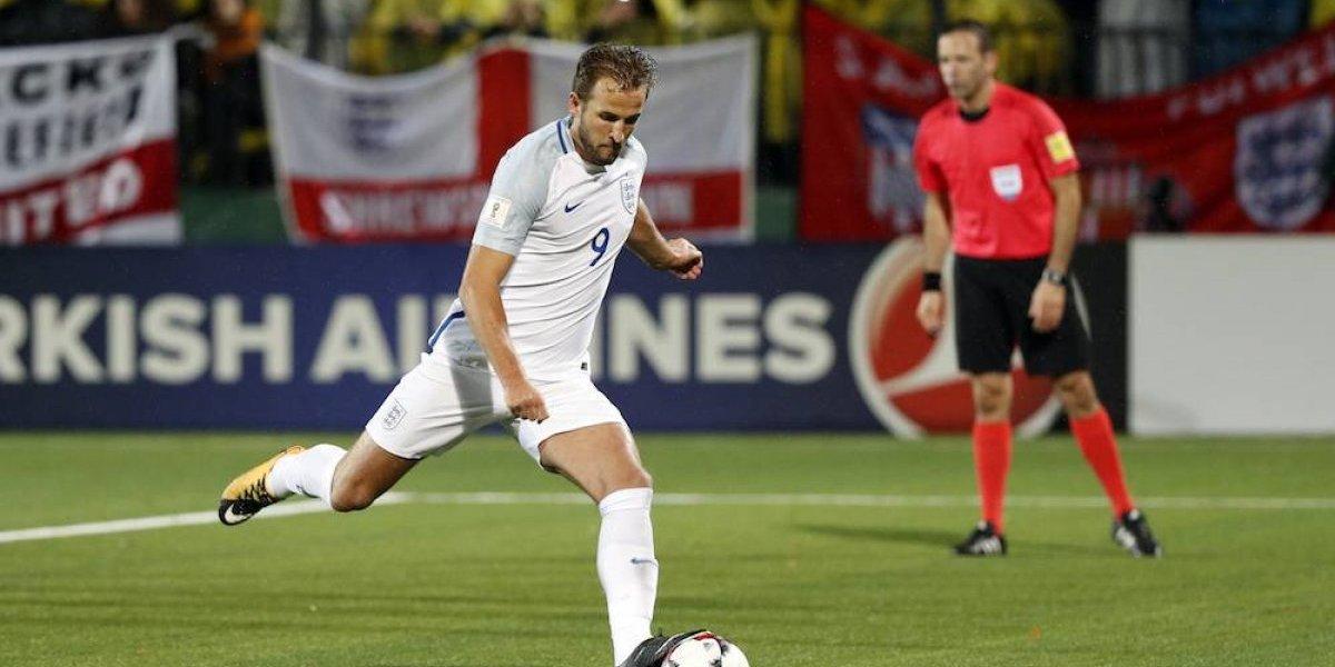 Inglaterra finaliza invicto las eliminatorias de la UEFA