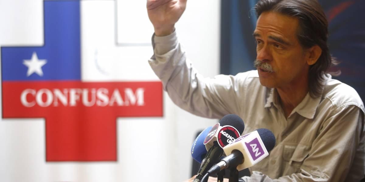 Trabajadores de la Salud Pública anuncian paro nacional para el 17 de octubre