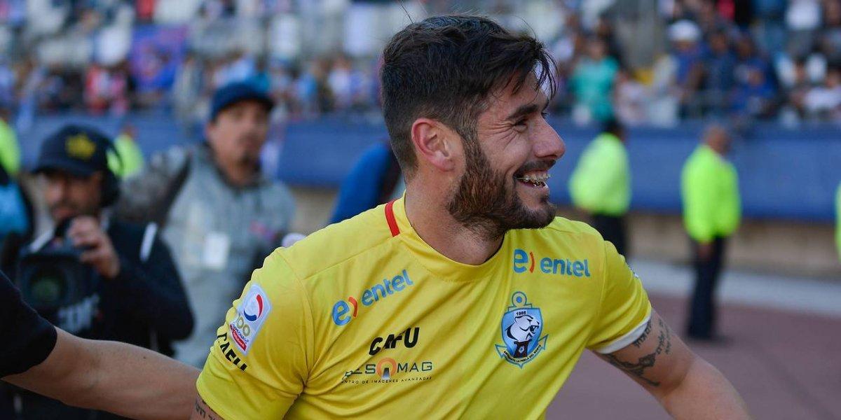 El Halcón Garcés hizo volar a Antofagasta a las semifinales de Copa Chile