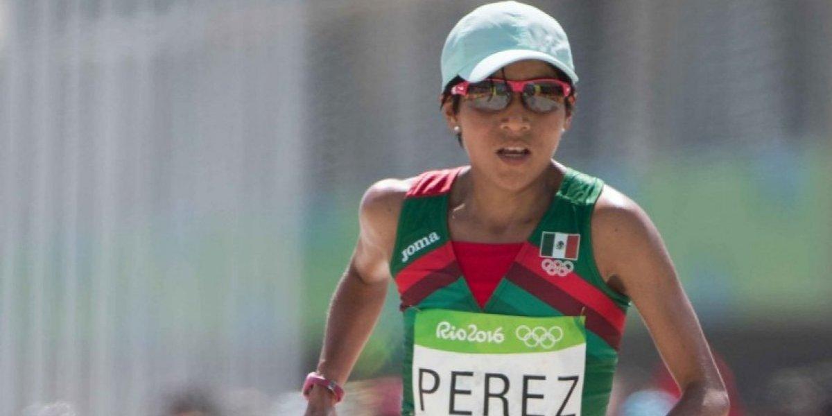 Madaí Pérez se quedó a un paso del podio en el Maratón de Chicago