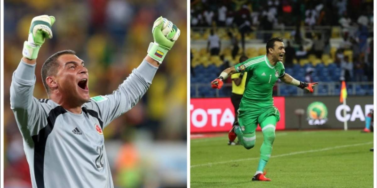 El Hadary puede ser el jugador más veterano en disputar un Mundial
