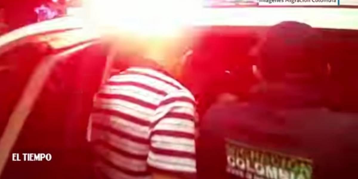 Así fue la captura de un extranjero abusador de menores en Cartagena