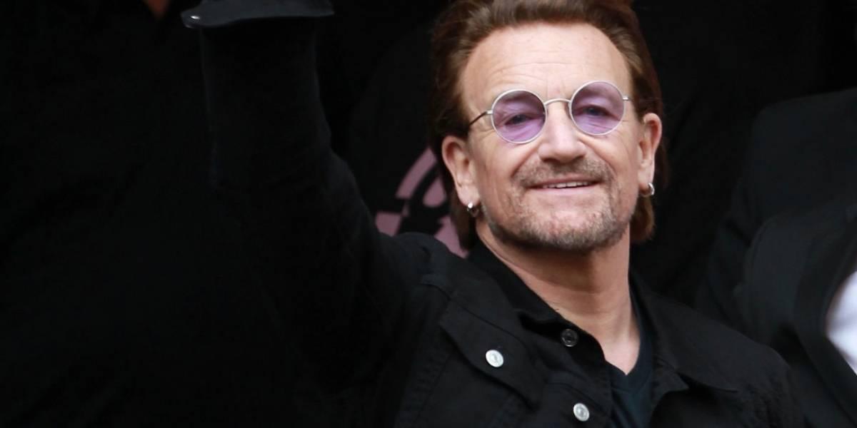 La foto de Bono que se convirtió en tendencia en redes