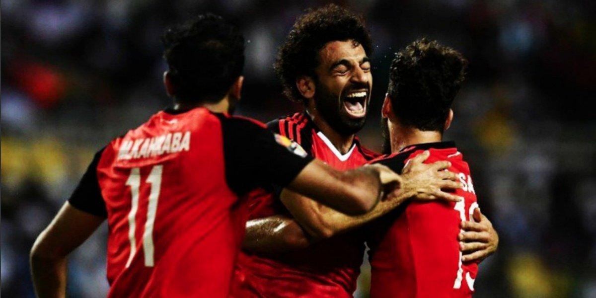 Egipto se suma al Mundial de Rusia 2018, tras 28 años de ausencia