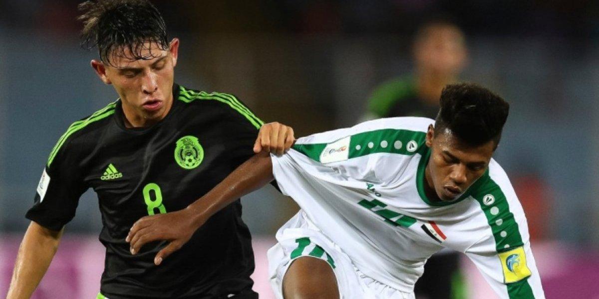 Irak y México colaboran con el sueño chileno con sorpresivo empate en el Mundial Sub 17
