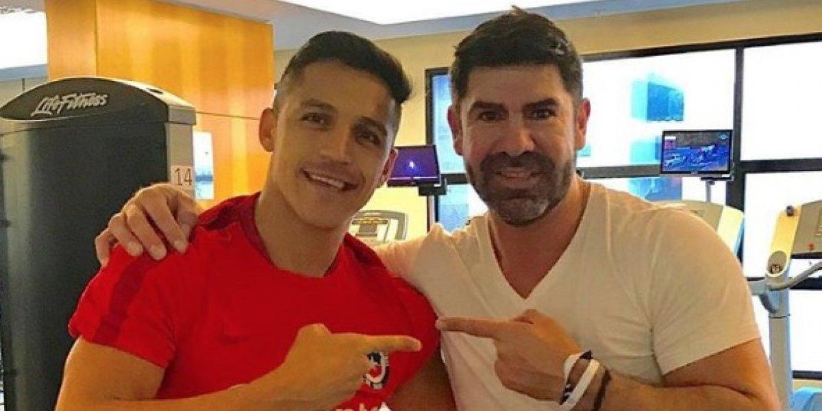 """El Matador Salas lamenta baja de Vidal y Aránguiz: """"Duele que no estén en un partido tan importante"""""""