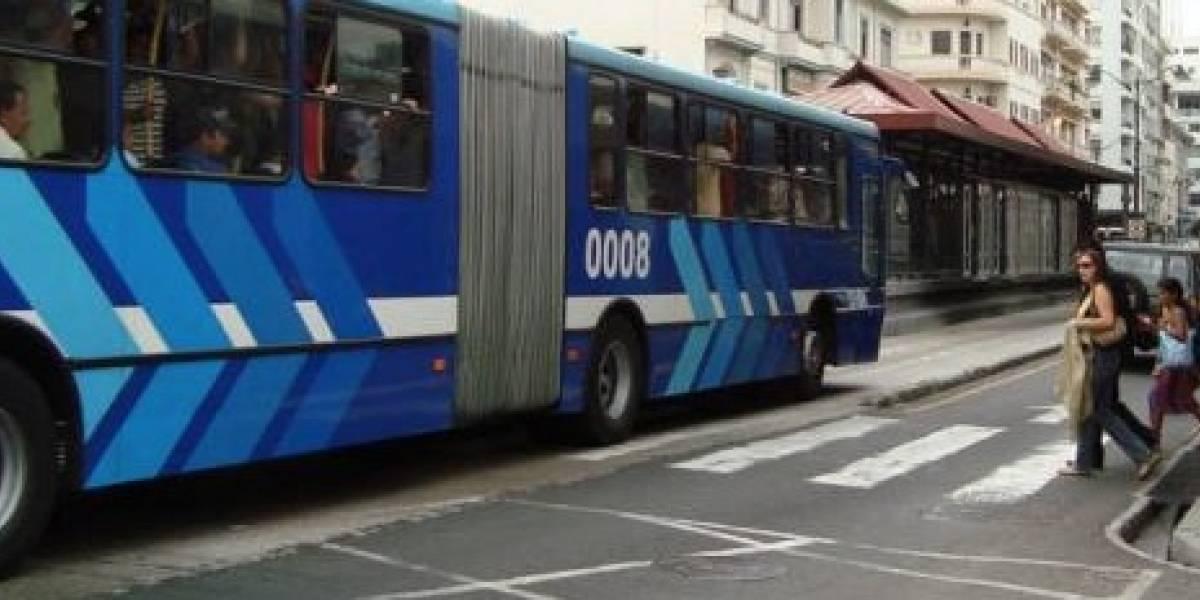Metrovía será gratis 3 horas por independencia de Guayaquil