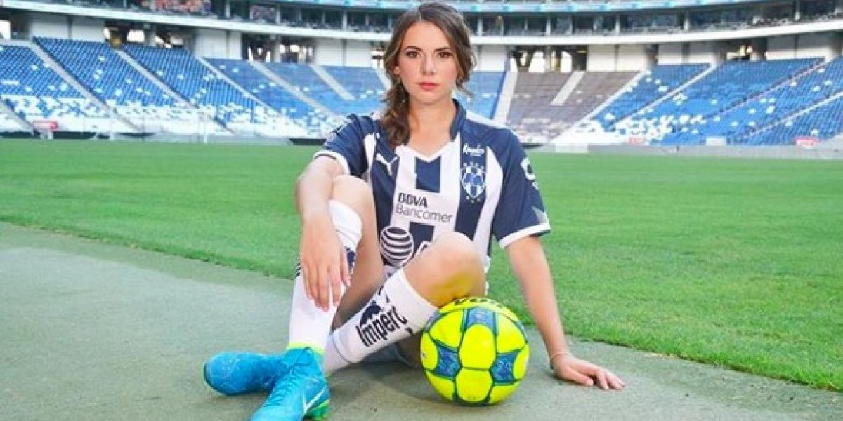 FOTOS: Conoce a Pame Verdirame, la guapa jugadora de Monterrey
