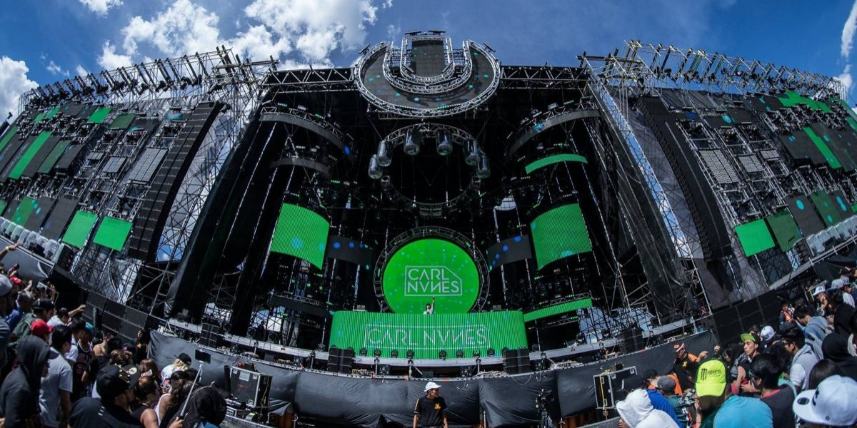 DJ guatemalteco triunfa en el prestigioso Ultra Music Festival