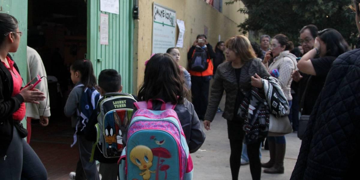 Regresan a clases seis mil 157 escuelas este lunes en CDMX