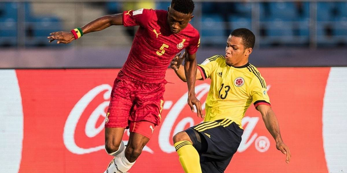 Colombia se juega contra India la continuidad del Mundial Sub-17