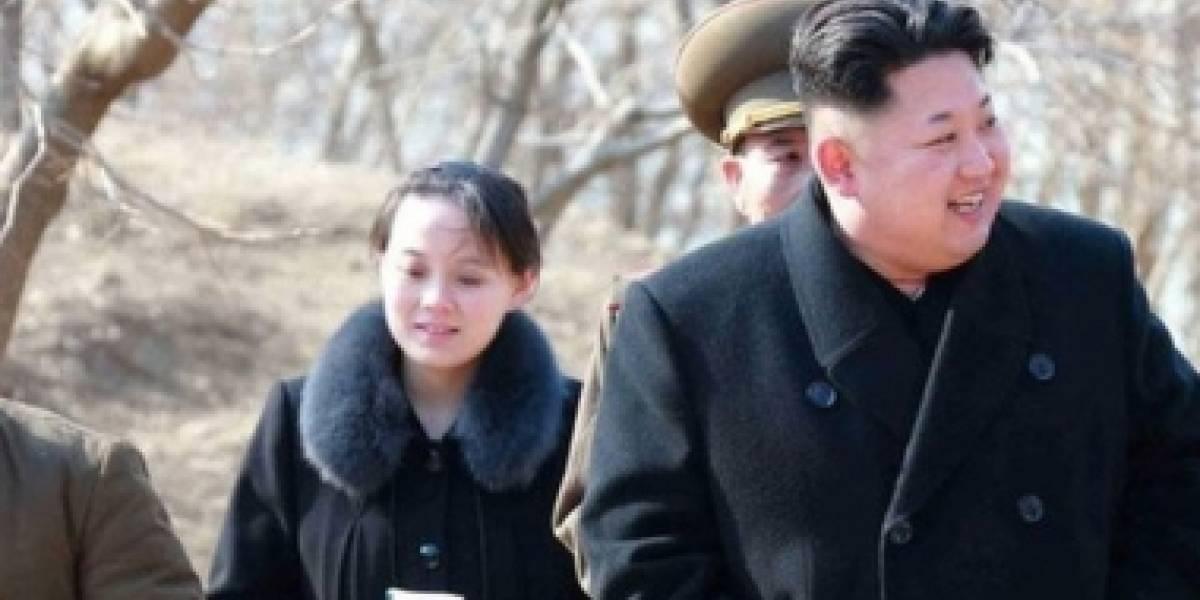 La hermana de Kim Jong-Un asciende en el partido único de Corea del Norte