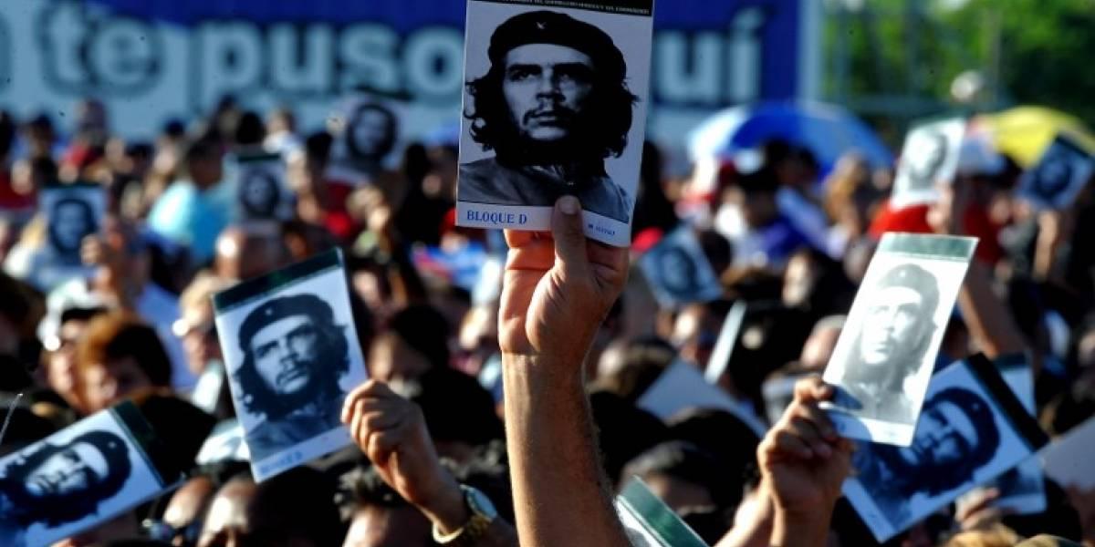 """Cuba fustiga """"imperialismo"""" estadounidense en homenaje al """"Che"""" Guevara"""