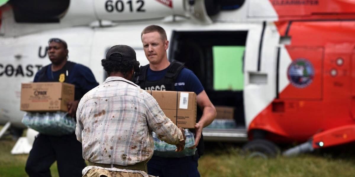 Guardia Nacional supervisará la entrega de agua y alimentos en los municipios