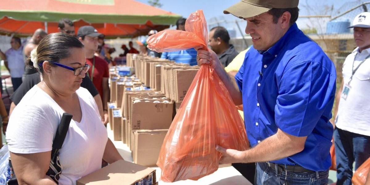 Autoridades federales investigarán distribución de suministros
