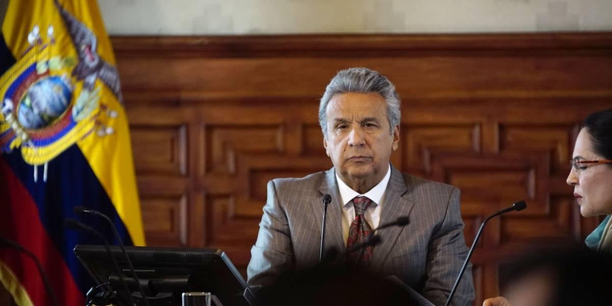 Sacudida política en el país con prisión preventiva del vicepresidente y consulta en camino