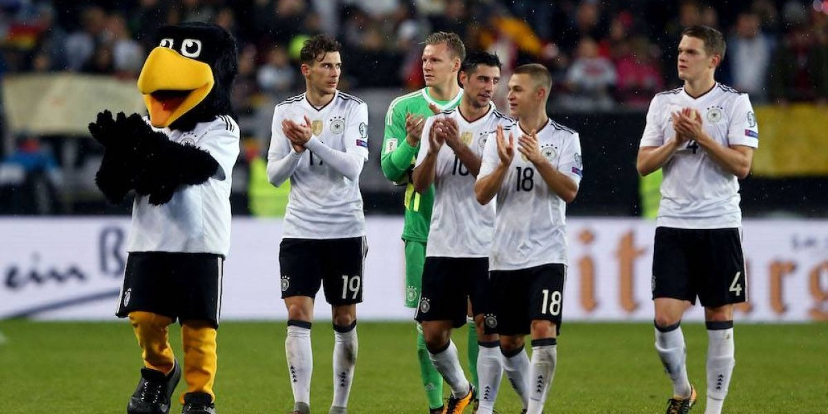 Alemania cierra la eliminatoria con paso perfecto