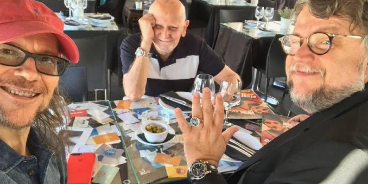 Guillermo del Toro celebra sus 53 años