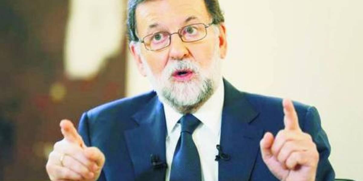 La declaración de independencia seguirá adelante, dice Puigdemont