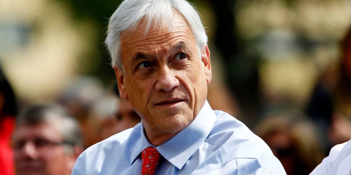 Cadem: Piñera cae dos puntos pero mantiene el liderazgo según el sondeo semanal